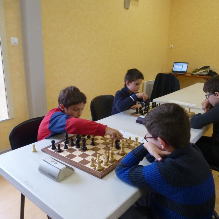 Morbihan Equipe jeunes  Rnd 4